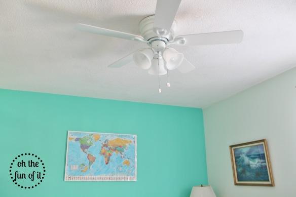 watermark fan