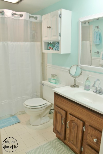 Mint Bathroom 12