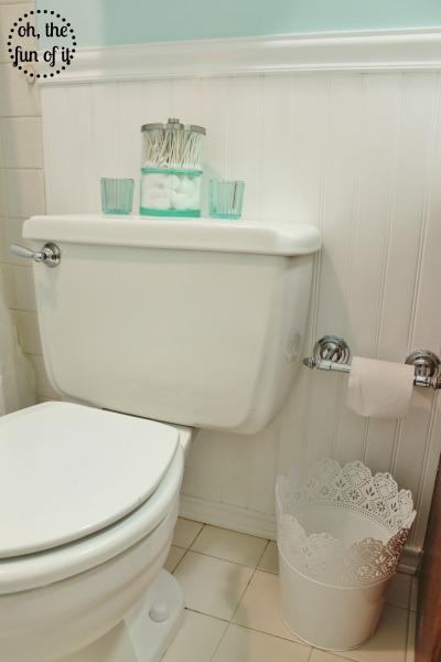Mint Bathroom 4