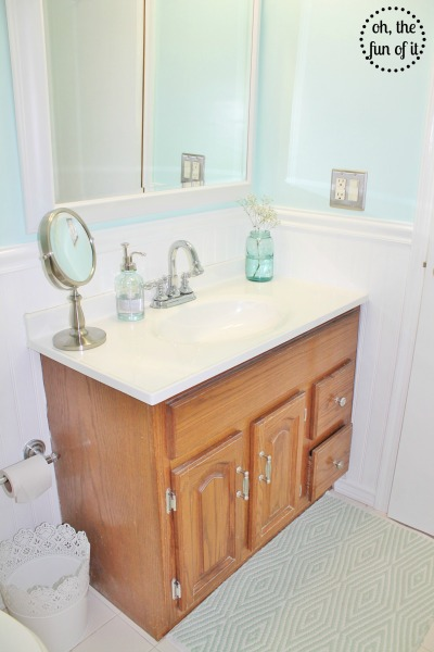 Mint Bathroom 7