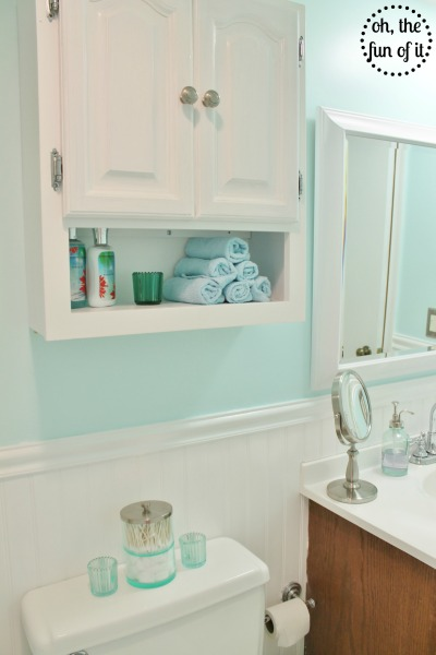 Mint Bathroom 8