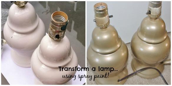 transform a lamp