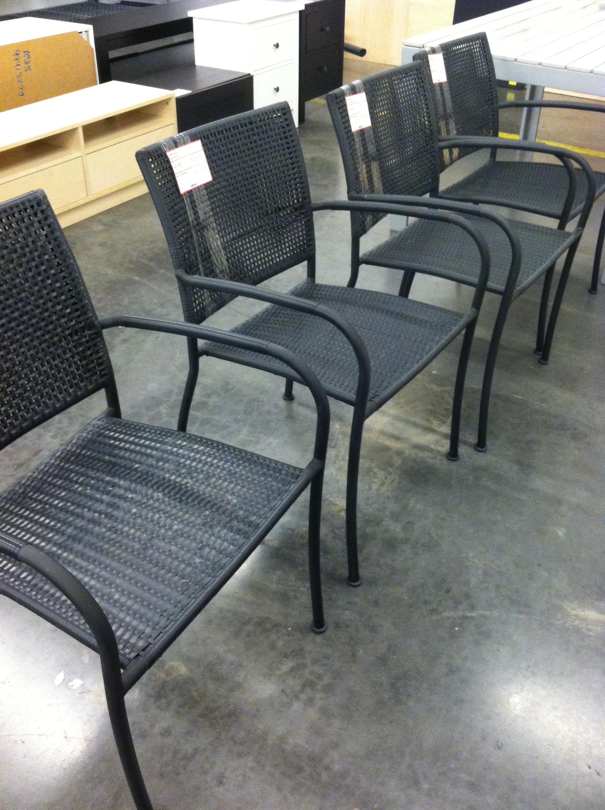 ... Patio Chairs