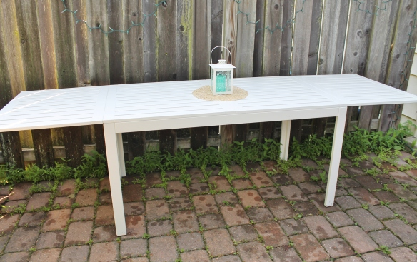 Applaro Drop Leaf Table