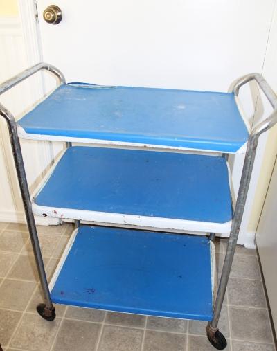 Bar Cart Before