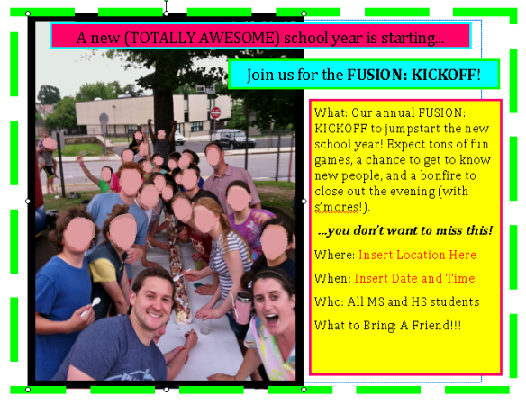 FUSION- Kickoff Postcard Sample